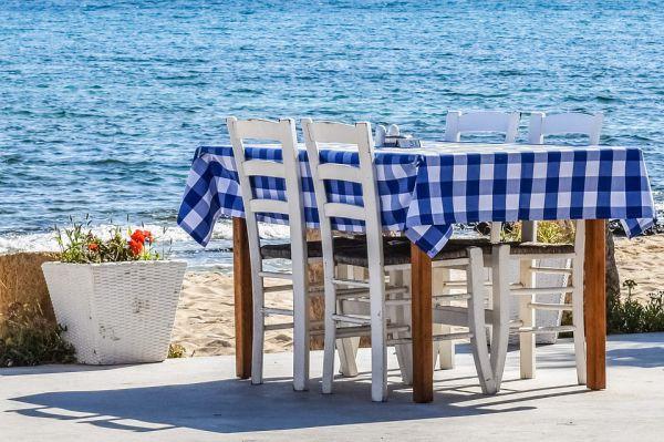 OVOGODIŠNJE CENE OBROKA I NAMIRNICA U GRČKOJ
