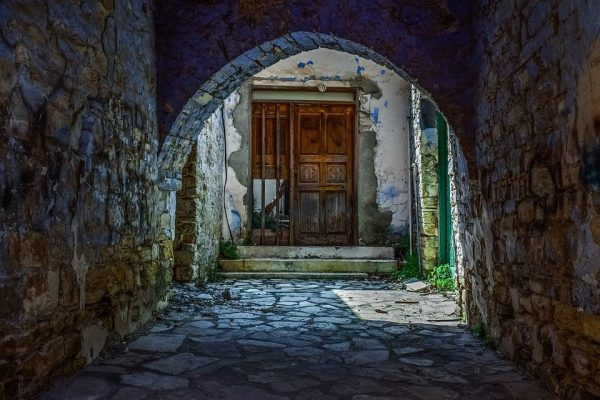 eksohiko kuca za odmor grcka