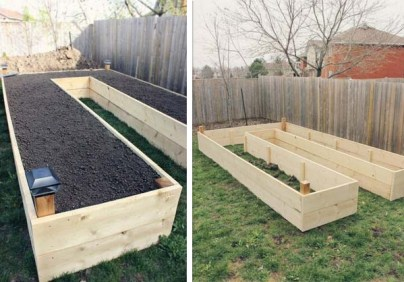 U-Shaped-Raised-Garden-Bed