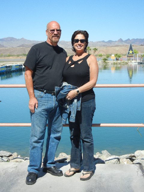 Our friends Stan and Therese…   Our Great American Adventure