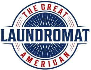 The Great American Laundromat Logo