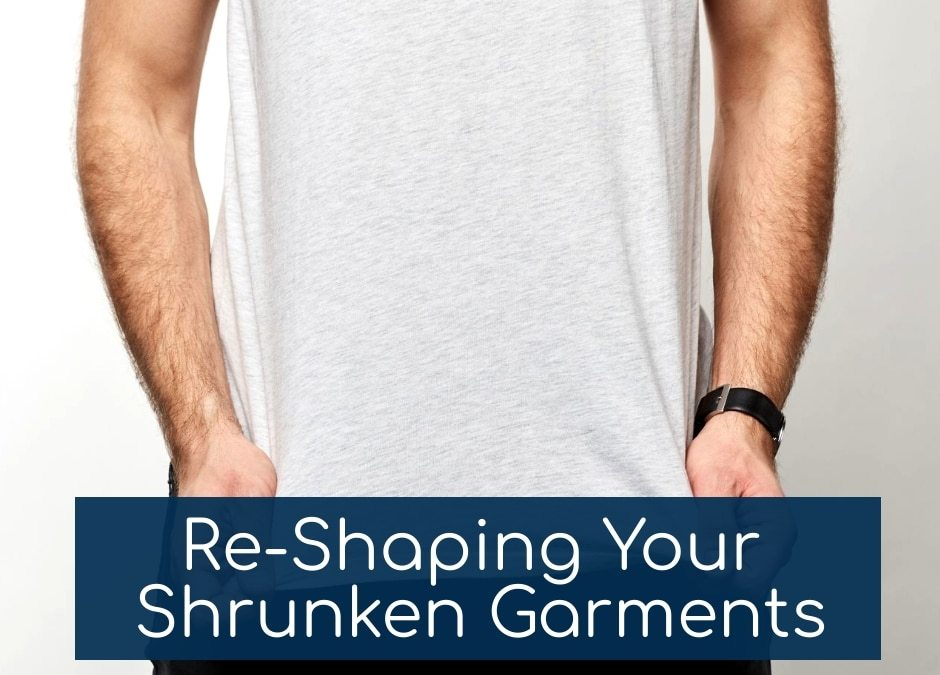 Can You Unshrink Clothes?