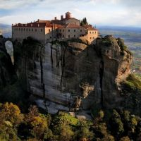 Beautiful, Meteora, Greece on Great Atmosphere