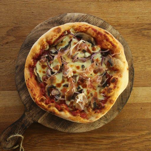 Frutti Della Terra pizza