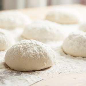 Frozen Pizza Dough Balls