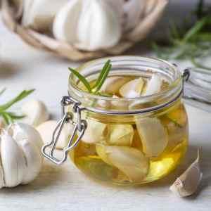 GBOF Garlic Oil