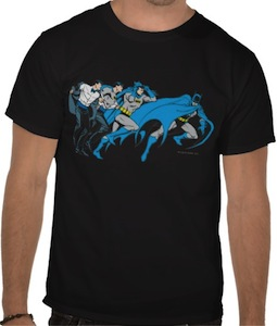 Batman Transformation T-Shirt