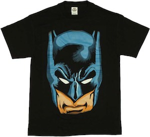 Stern Face Batman t-shirt