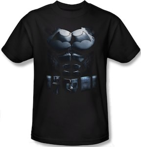 Batman Dark Costume T-Shirt
