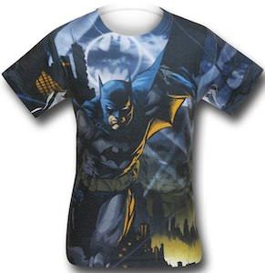 Batman at night t-shirt