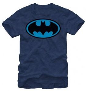 It is Ok To Be Blue Bat Logo T-Shirt