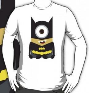 Batman Dark Knight Minion T-Shirt