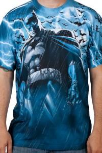 Batman Lightning Storm T-Shirt