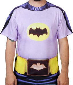 Batman 1960's Costume T-Shirt
