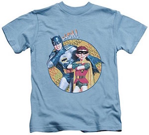 Mad Magazine Batman and Alfred / Robin Kids T-Shirt