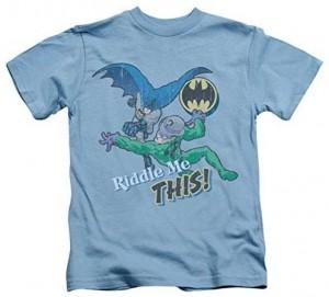 Kids Batman Riddle Me This T-Shirt