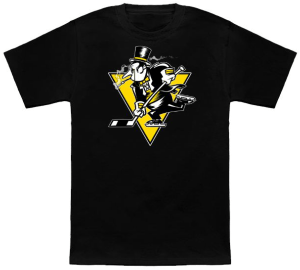 Batman The Penguin Hockey T-Shirt