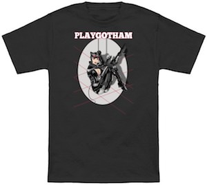 Catwoman PlayGotham T-Shirt