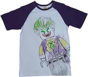 The Joker From The LEGO Batman Movie T-Shirt