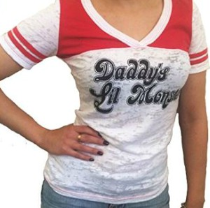 Harley Quinn Daddy's Lil Monster T-Shirt
