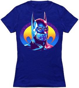 Detailed Batman Portrait T-Shirt
