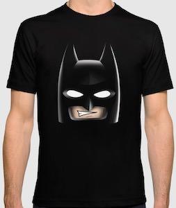 The Face Of Batman T-Shirt