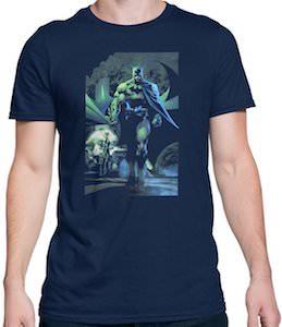 Batman In the Batcave T-Shirt