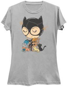 Crazy Catwoman T-Shirt