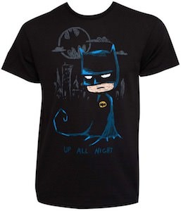 Batman Up All Night T-Shirt