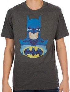 Batman Does Not Look Happy T-Shirt