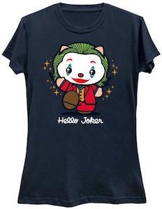 Hello Joker T-Shirt