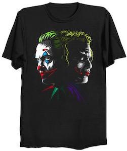 Double Faced Joker T-Shirt