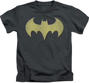 Kids Batgirl Logo T-Shirt