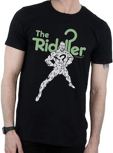 The RIddler Character T-Shirt