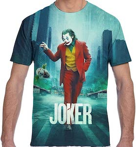 The Joker In The City T-Shirt