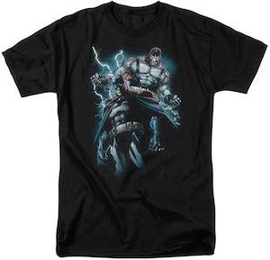Batman And Bane T-Shirt