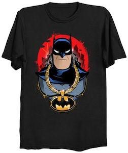 Batman With Necklace T-Shirt