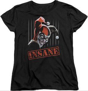 Harley Quinn Insane T-Shirt