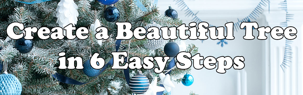 Create a Beautiful Tree in 6 Easy Steps