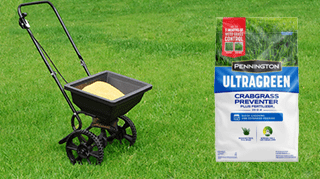 Pennington Ultragreen Crabgrass Preventer