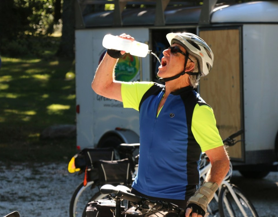 Hydration for Cyclists