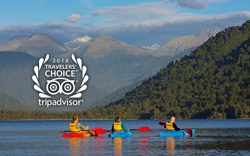 Wilderness Lodge Lake Moeraki – New Zealand