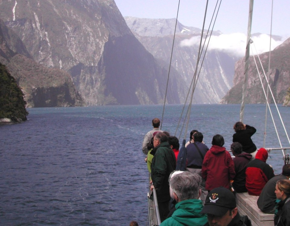 Experiencing Milford Sound