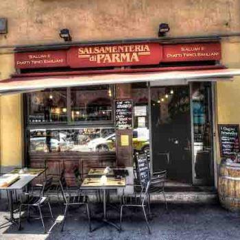 alsamenteria Di Parma Milan