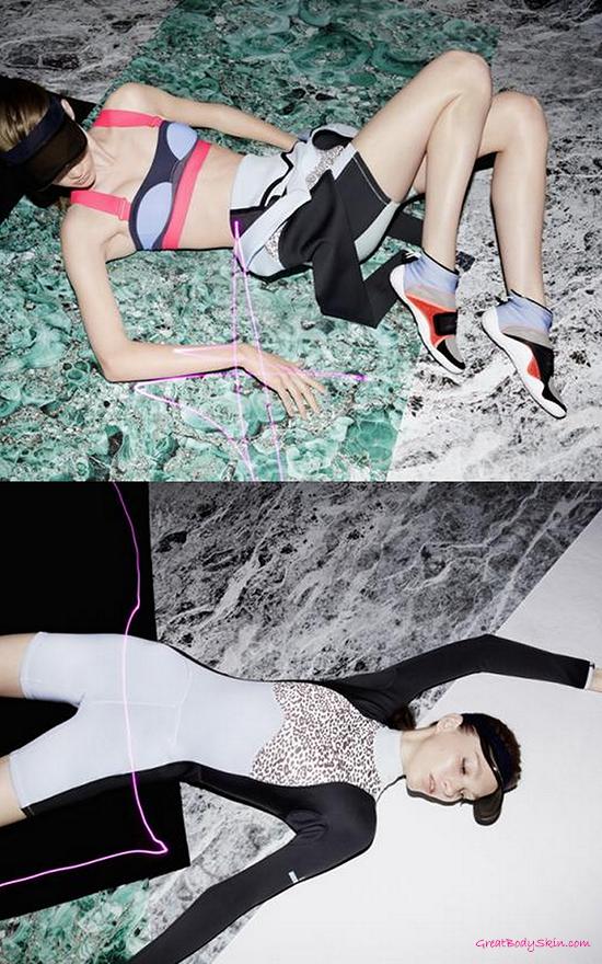 Adidas Stella McCartney Srping/Summer 2013 Collection