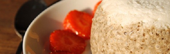 Vegan Paleo Coconut-Chiaseed Pudding