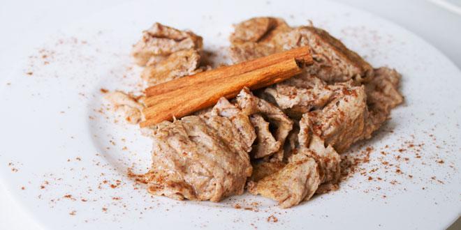 easy cinnamon eggs recipe