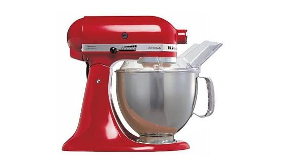 win kitchenaid artisan mixer