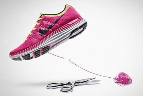 Nike Flyknit Lunar+1