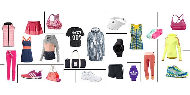 Best Spring/Summer Running Apparel for women